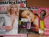Marie Claire Romania ~~ Cadou si inserturi ~~ Aprilie 2010