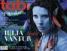 Tabu ~~ Cover girl coperta 1: Iulia Vantur ~~ Aprilie 2010