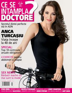 Ce se intampla, Doctore? ~~ Coperta: Anca Turcasiu ~~ Mai 2010