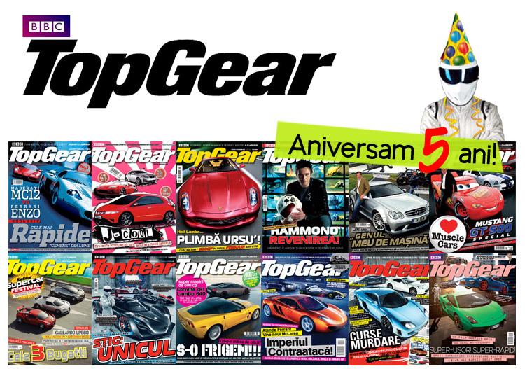 Top Gear ~~ Aniversare 5 ani ~~ Mai 2010