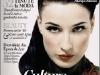 Beau Monde Style ~~ Cover girl: Dite von Teese ~~ Mai 2010