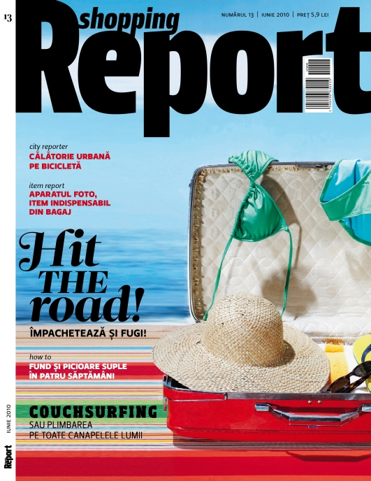 Shopping Report ~~ Iunie 2010