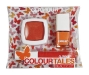 Kitul de make-up Glamour Colour Tales Orange ~~ cadoul Glamour de Iunie 2010