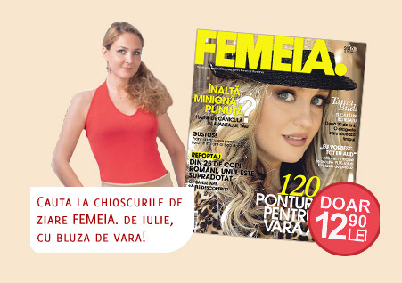 Promo FEMEIA. de Iulie 2010