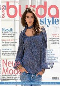 Burda Style ~~ August 2010