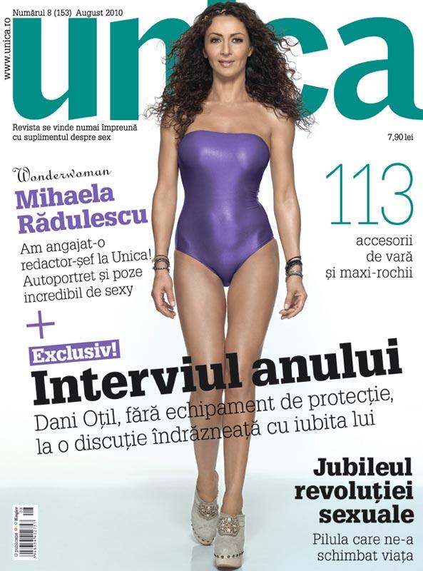 Unica ~~ Coperta: Mihaela Radulescu ~~ August 2010