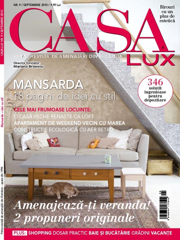 Casa Lux ~~ Septembrie 2010