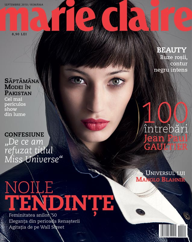 Marie Claire ~~ Septembrie 2010