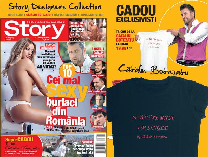 Story ~~ Tricou Catalin Botezatu ~~ 16 August 2010