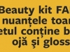 Promo Beauty kit FABB, cadou la InStyle de Septembrie 2010