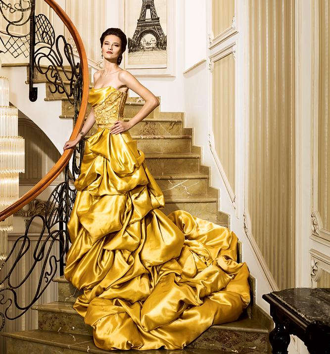 Rochia Magnifique ~~ Promotie balsam de rufe Lenor Parfumelle ~~ 1 noiembrie - 10 decembrie 2010