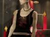 Viena, vitrina unui magazin cde moda