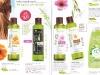 Brosura Yves Rocher: Naturalete, frumusete si Stralucire ~~ produse pentru ingrijirea parului (paginile 10-11)