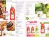 Brosura Yves Rocher: Naturalete, frumusete si Stralucire ~~ produse pentru ingrijirea corpului (paginile 14-15)