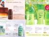 Brosura Yves Rocher: Naturalete, frumusete si Stralucire ~~ produse pentru barbati si parfumuri (paginile 20-21)