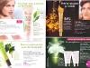 Brosura Yves Rocher: Straluciti de Sarbatori! ~~ Reduceri  pentru produsele de ingrijirea tenului ~~ Noiembrie 2012 - Ianuarie 2013