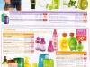 Brosura Yves Rocher ~~ Reduceri de 50% la produsele ce vor iesi din portofoliu ~~ Primavara 2013