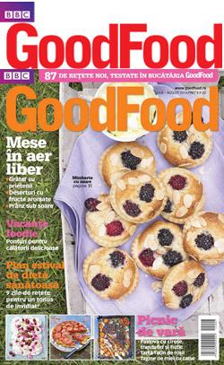 Concurs pe blog cu premii reviste Good Food