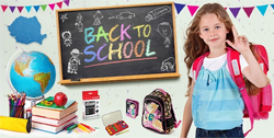 Rechizite din campania Back to School