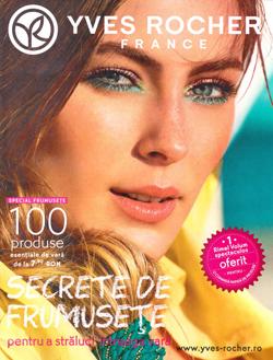 Catalogul Yves Rocher secrete de frumusete, toamna 2014
