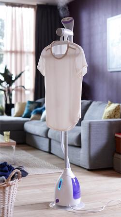 Philips Aparat de calcat vertical cu abur pentru haine