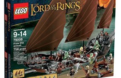 LEGO Lord of the Rings, Ambuscada vasului pirat