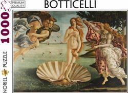 Noriel puzzle 1000 piese - Boticelli, birth of venus - colectia pictura clasica