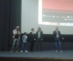 Lansarea filmului nou romanesc AFERIM