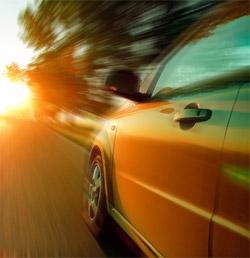 Protectie solara in masina