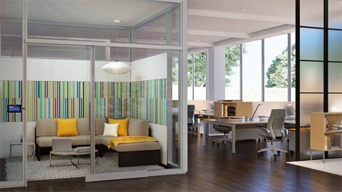 Amenajari interioare de birouri (by COS)