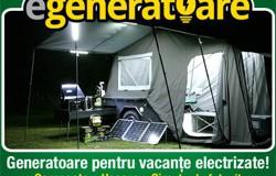 Generatoare de curent electric pentru vacanta