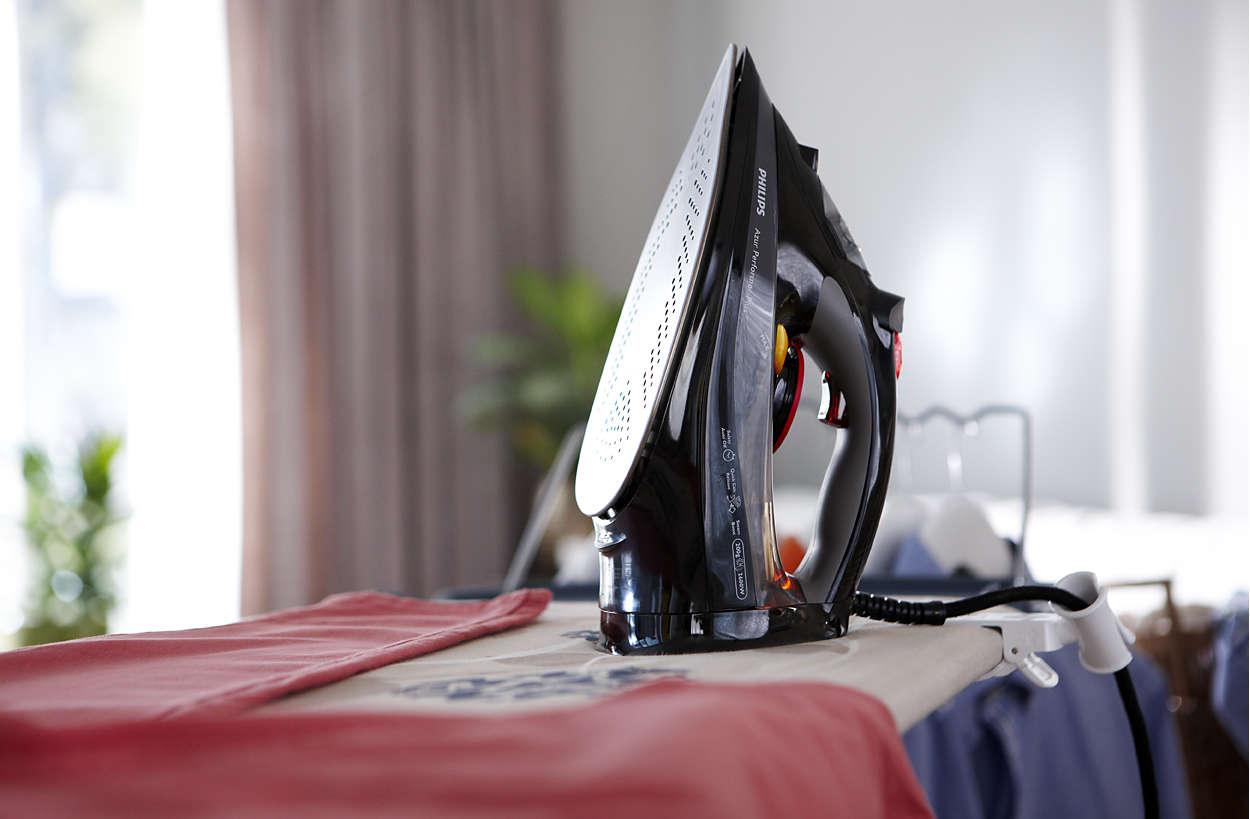 Philips Azur Performer Plus fier de calcat cu abur