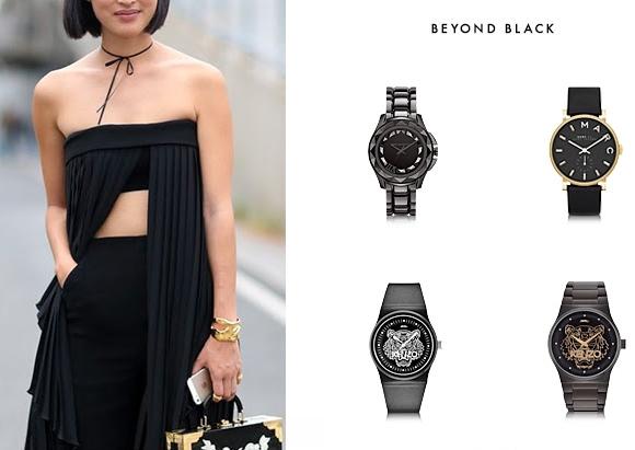 Beyond Black - ceasuri negre de dama