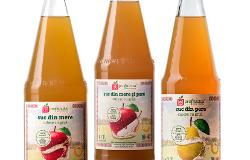 Sucuri naturale de mere si pere