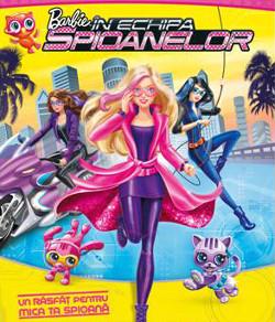 Barbie in echipa spioanelor (filmul)