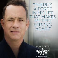 Tim Hanks in filmul Holograma pentru un Rege