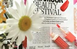 Impresii de la prima editie a Glamour Beauty Festival, iunie 2016