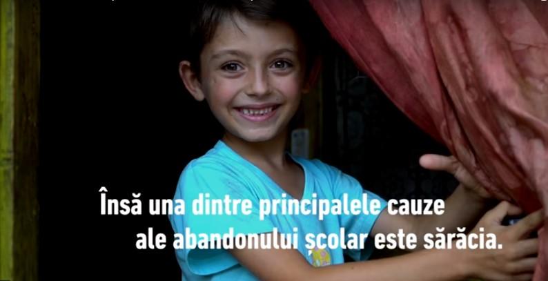 Campanie de donatii Baneasa Shopping City si SOS Satele Copiilor