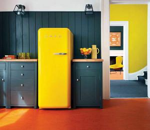 Ce culori se poarta la mobila de bucatarie?