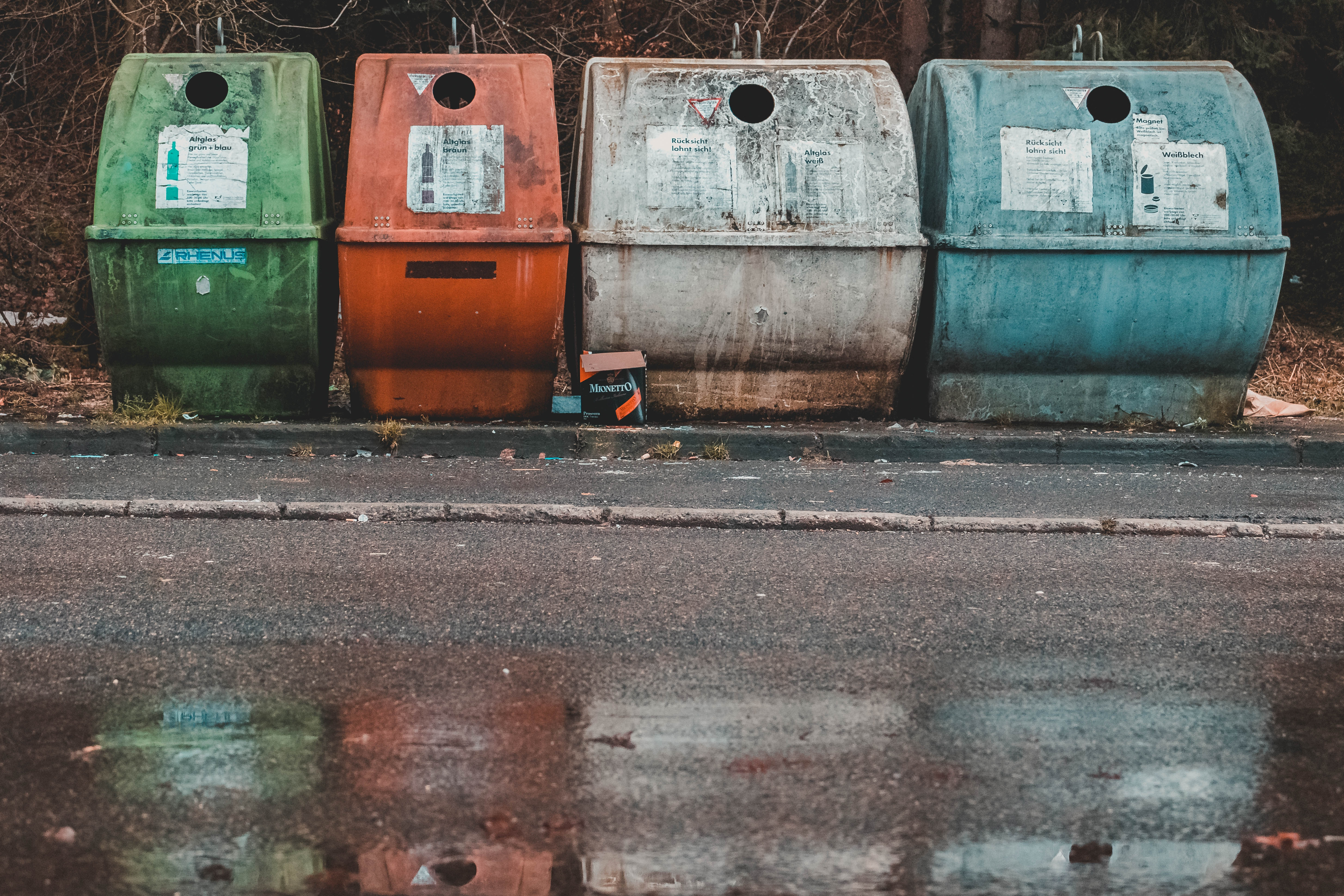 Cat de mult se aduna la reciclat?