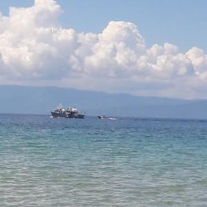 In Vacanta in Grecia in Iunie