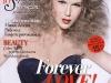 Beau Monde Style ~~ Coperta: Corina intr-un body de Andreea Bădală ~~ Ianuarie-Februarie 2011