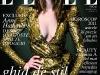 Elle Romania ~~ Cover girl: Anne Hathaway ~~ Ianuarie 2001