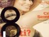 Fard de pleoape mono maro de la Deborah Milano, cadou la revista Unica de Februarie 2011