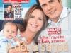 OK! Magazine Romania ~~ John Travolta şi Kelly Preston îl prezintă, în premieră, pe fiul lor, Benjamin ~~ 25 Februarie 2011