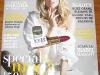 Marie Claire Romania ~~ Ruj de buze Margaret Astor Soft Sensation Vitamine & Collagen nuanta 603 ~~ Martie 2011