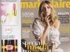 Promo Marie Claire Romania ~~ Editia Martie 2011