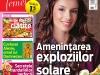 Libertatea pentru femei ~~ Amenintarea exploziilor solare ~~ 14 Martie 2011