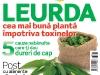 Sanatatea de azi ~~ Leurda, cea mai buna planta impotriva toxinelor ~~ Martie 2011