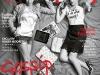 The One ~~ Cover girls: Cristina Sucu si Raluca Savanciuc ~~ Aprilie 2011